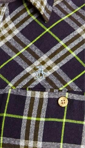 Original Penguin Check Flannel Shirt from House of Fraser
