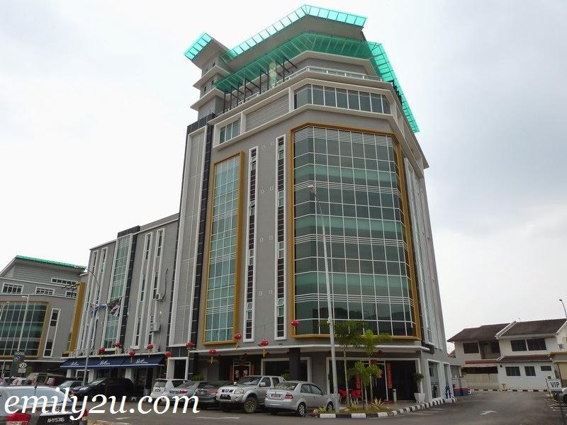 MH Studio Hotel, Ipoh