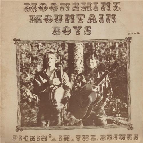 Bill's Blog: Moonshine Mountain Boys