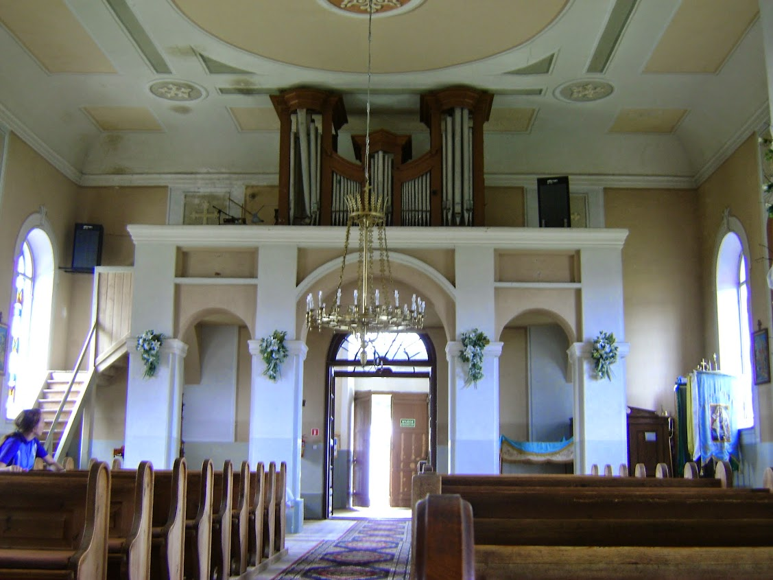 Karolin, kościół św. Rodziny
