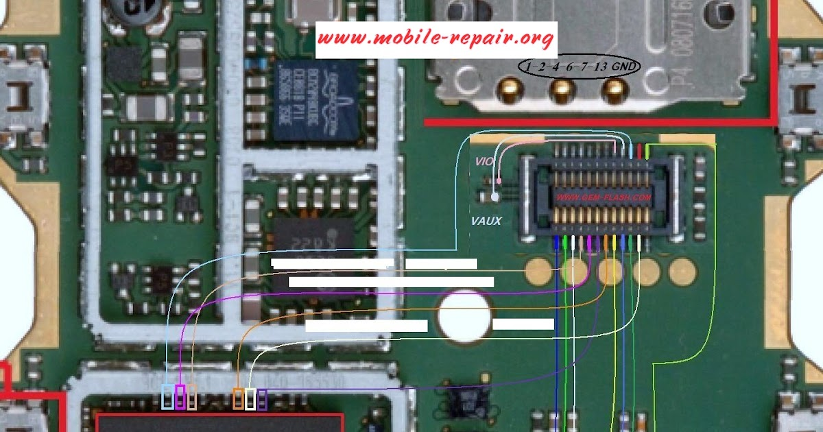 Mobile: 5310 Display Problem 5310 Display lcd Problem 5310 ...