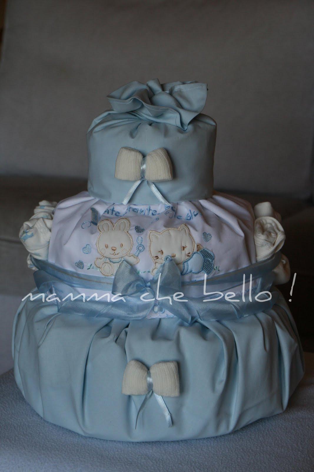Top Mamma che bello !: La torta per un altro maschietto! HV48