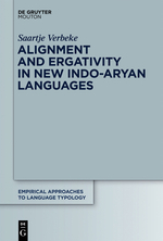[Verbeke: Alignment and Ergativity in New Indo-Aryan Languages, 2013]