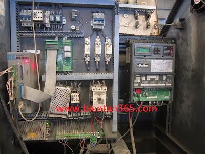 Tủ điện máy cán thép-cán tôn
