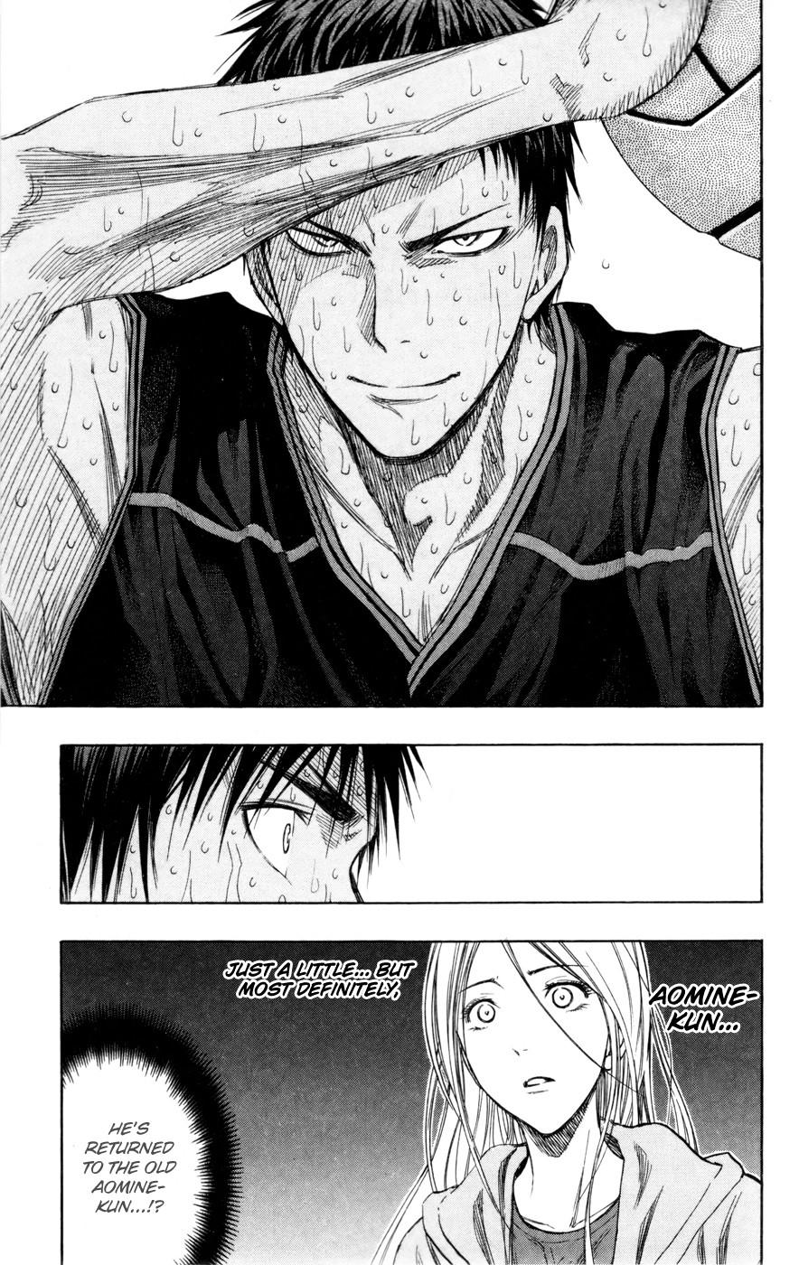 Kuroko no Basket Manga Chapter 130 - Image 18