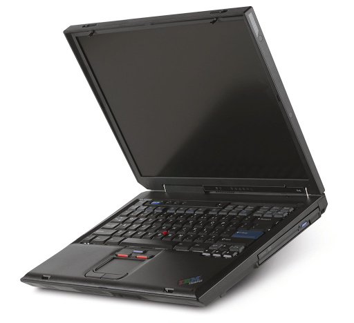 ноутбук IBM ThinkPad