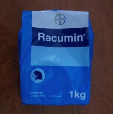 Rodentisida Racumin 1kg