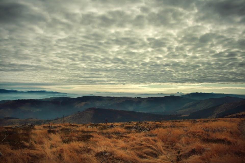 Szlak Skrzyczne - Malinów