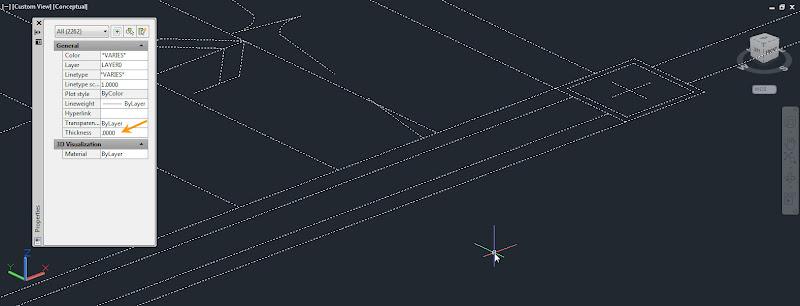 เทคนิคการแก้ปัญหาการนำไฟล์จาก AutoCAD เข้ามาใช้งานแล้วมีพื้นผิวติดมาด้วย Cad3d2d-02