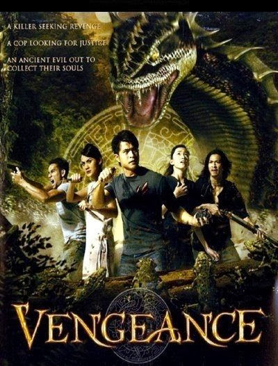 Poster Of Vengeance (2006) Full Movie Hindi Dubbed Free Download Watch Online At Alldownloads4u.Com