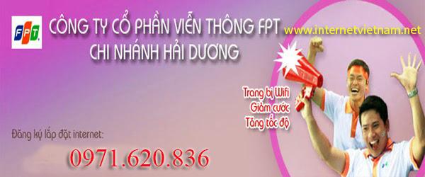 Lắp Đặt Internet FPT Phường Phạm Ngũ Lão, Tp Hải Dương 1
