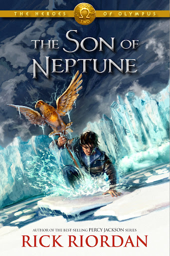 Book Review: The Son of Neptune (The Heroes of Olympus, Book 2), By Rick Riordan Cover Artwork