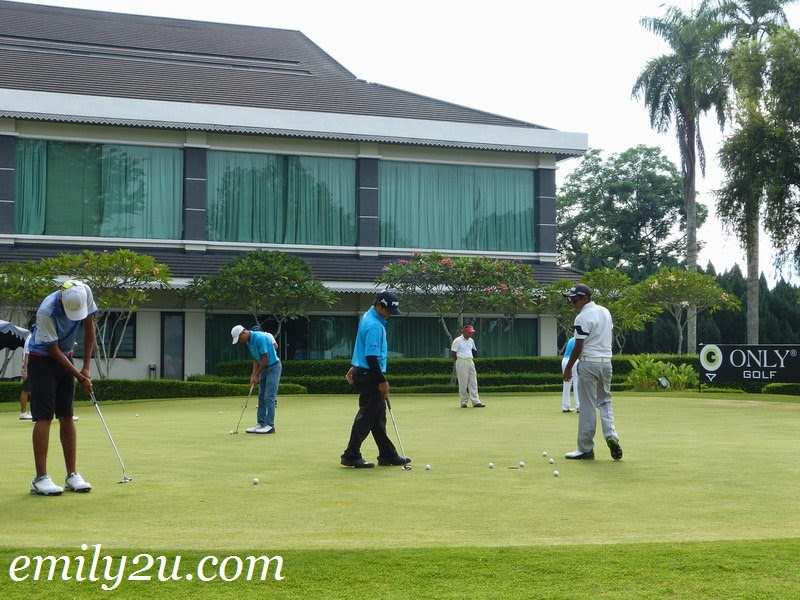 112th Malaysian Amateur Open Golf Championship