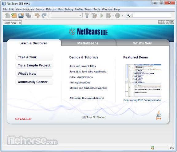 netbeans 7.0.1 gratuit