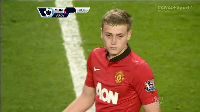 Wilson, Manchester United - Hull