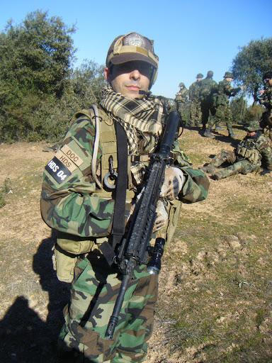 HDS en la Combat training DARK COMPROMISES DSCF7672