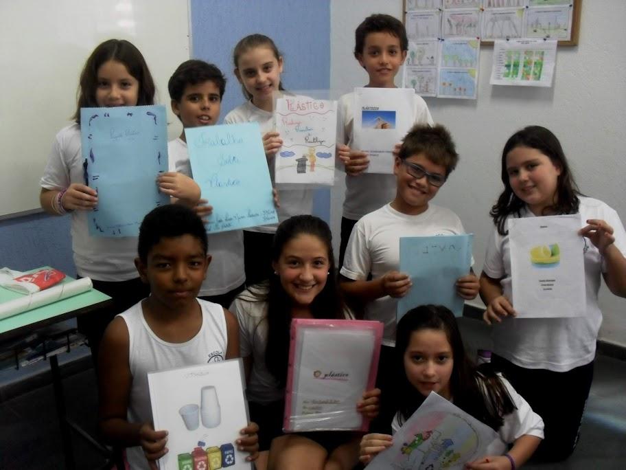 Meio Ambiente – 5º ano – Unidade I – 2012