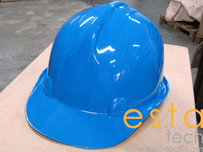 Safety Hat Used Mold