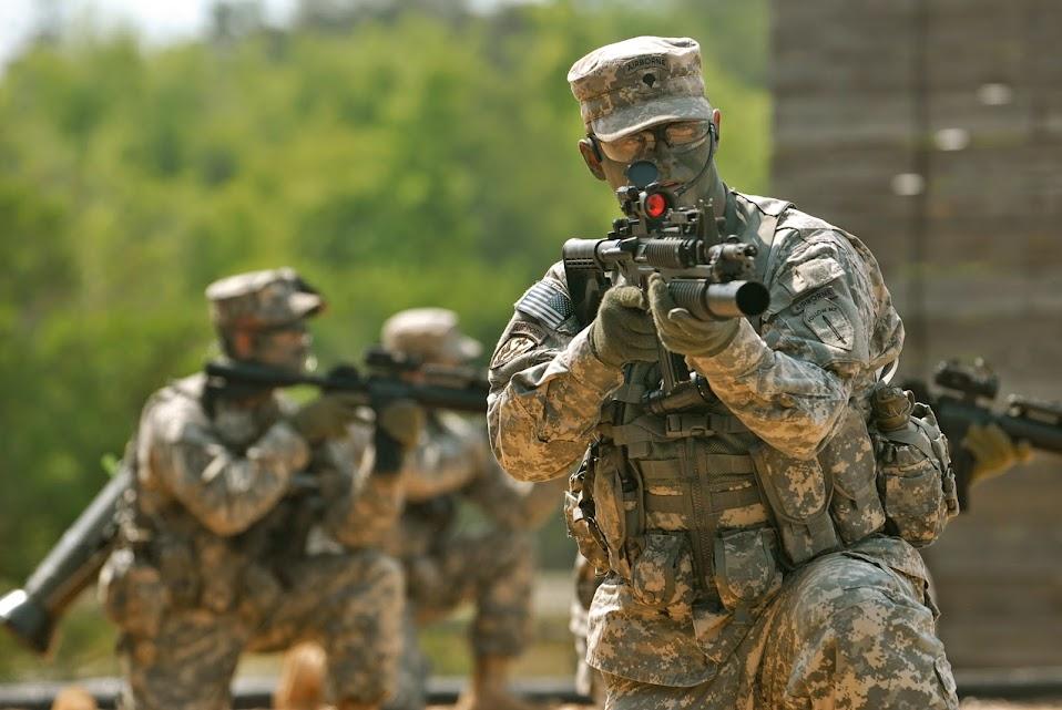 EL AGUJERO. LA GRANJA. PARTIDA POSPUESTA. United-states-army-1296681-o
