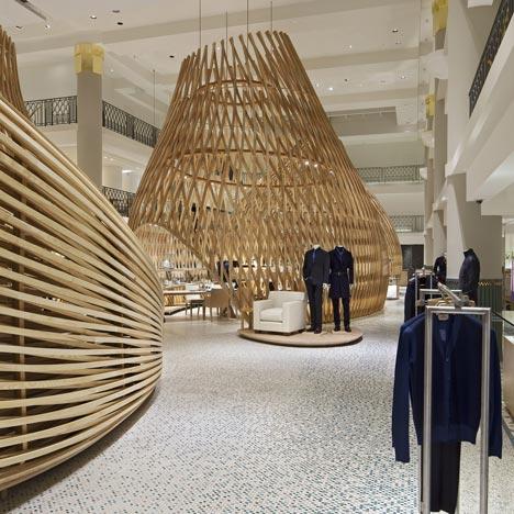 U201cWe Donu0027t Think Of This As A New Store,u201d Says Hermès Chairman And CEO  Patrick Thomas. U201cWeu0027re Saying, U0027Welcome To Our Home.u0027u201d