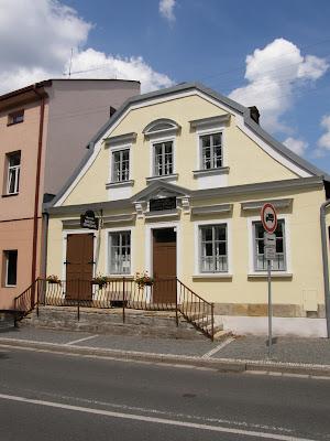 Historický domek Boženy Němcové