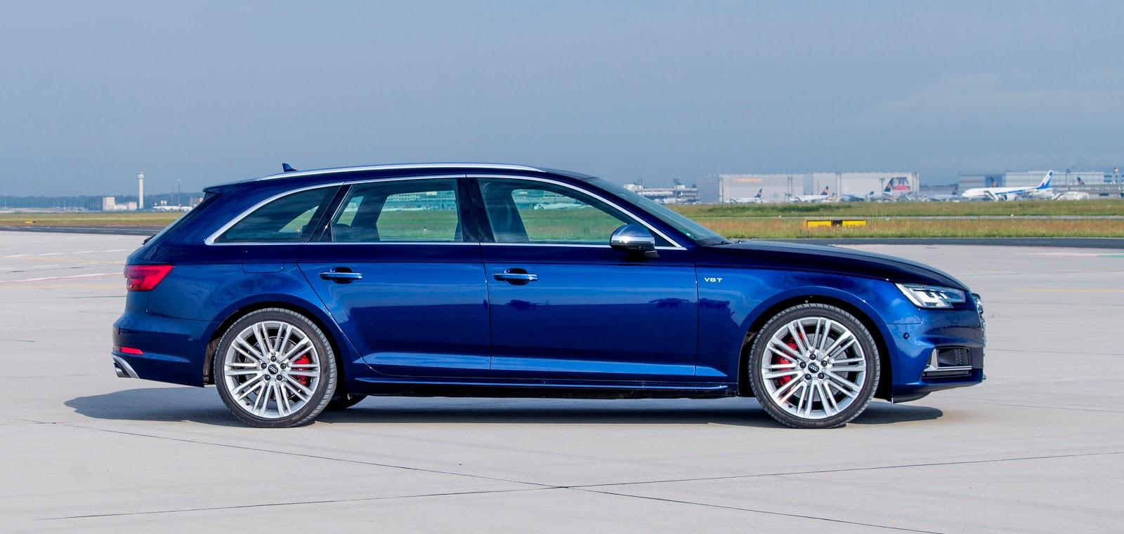 Chiếc hatchback quá sang trọng, đậm chất Audi