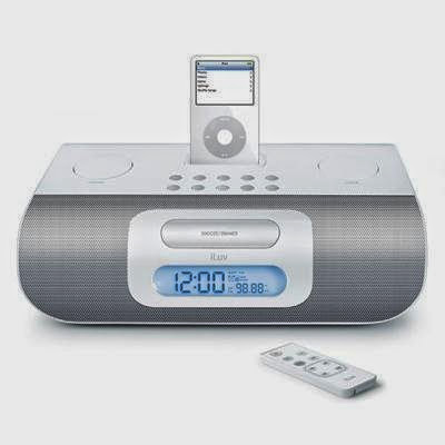 Dual Alarm  &  Ipod Docking