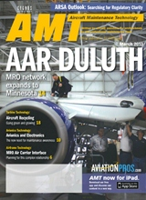 AMT magazine march 2013 cover