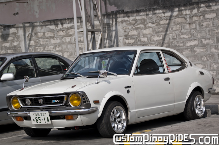 2nd Gen Old School Toyota Corolla By Cartistics Auto