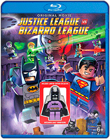 Baixar Filme LEGO Super Heróis Liga da Justiça vs Liga Bizarra BluRay Dublado Torrent
