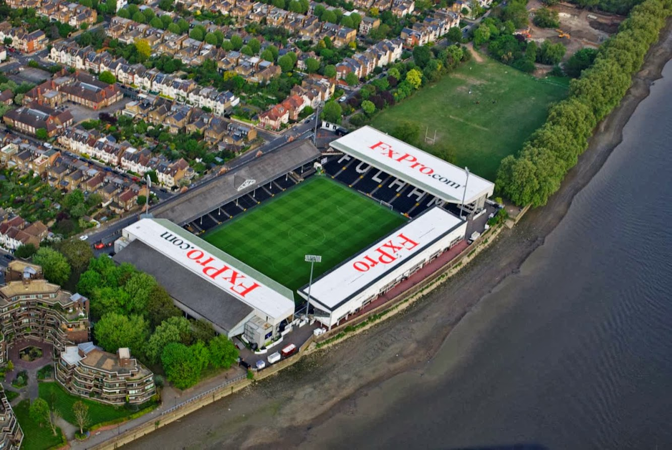 Riverside Stand Expansion by Kss