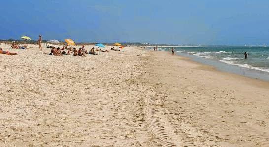 Praia de Cabanas de Tavira
