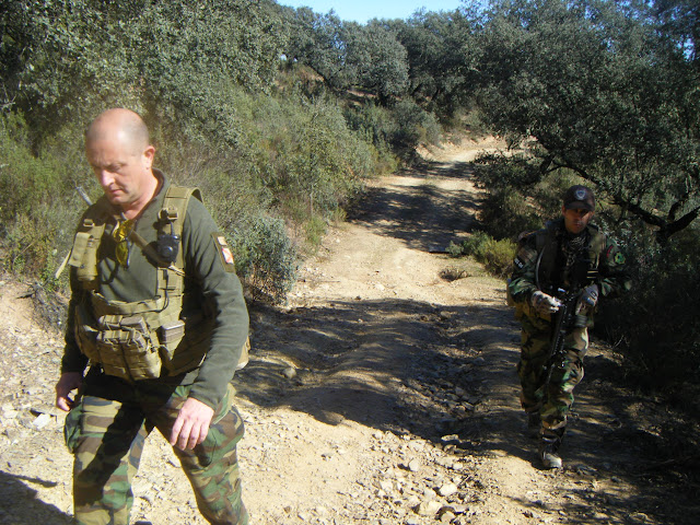 HDS en la Combat training DARK COMPROMISES DSCF7719