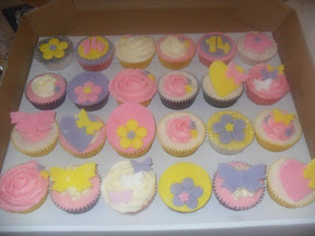Cupcakes for 14th Birthday