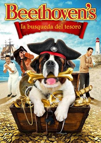 Beethoven: La búsqueda del tesoro (2014)