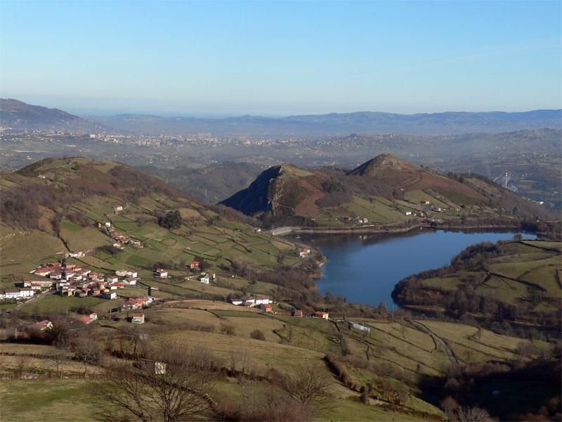 Ruta Bueño (Ribera)-El Torreón (Morcín)