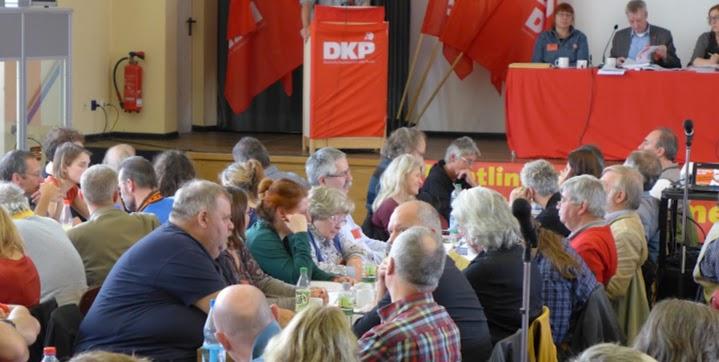 Delegierte aus Rheinland-Westfalen.