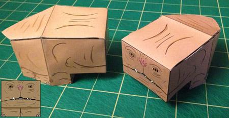 Woola Papercraft
