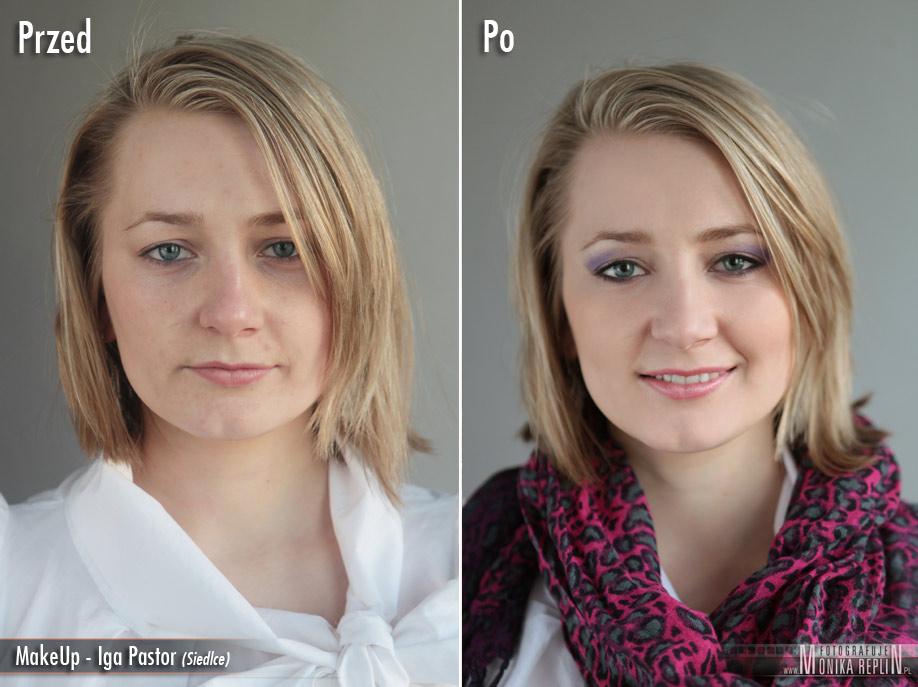 Kosmetyczne Atelier Igi Makijaż Dla Blondynki