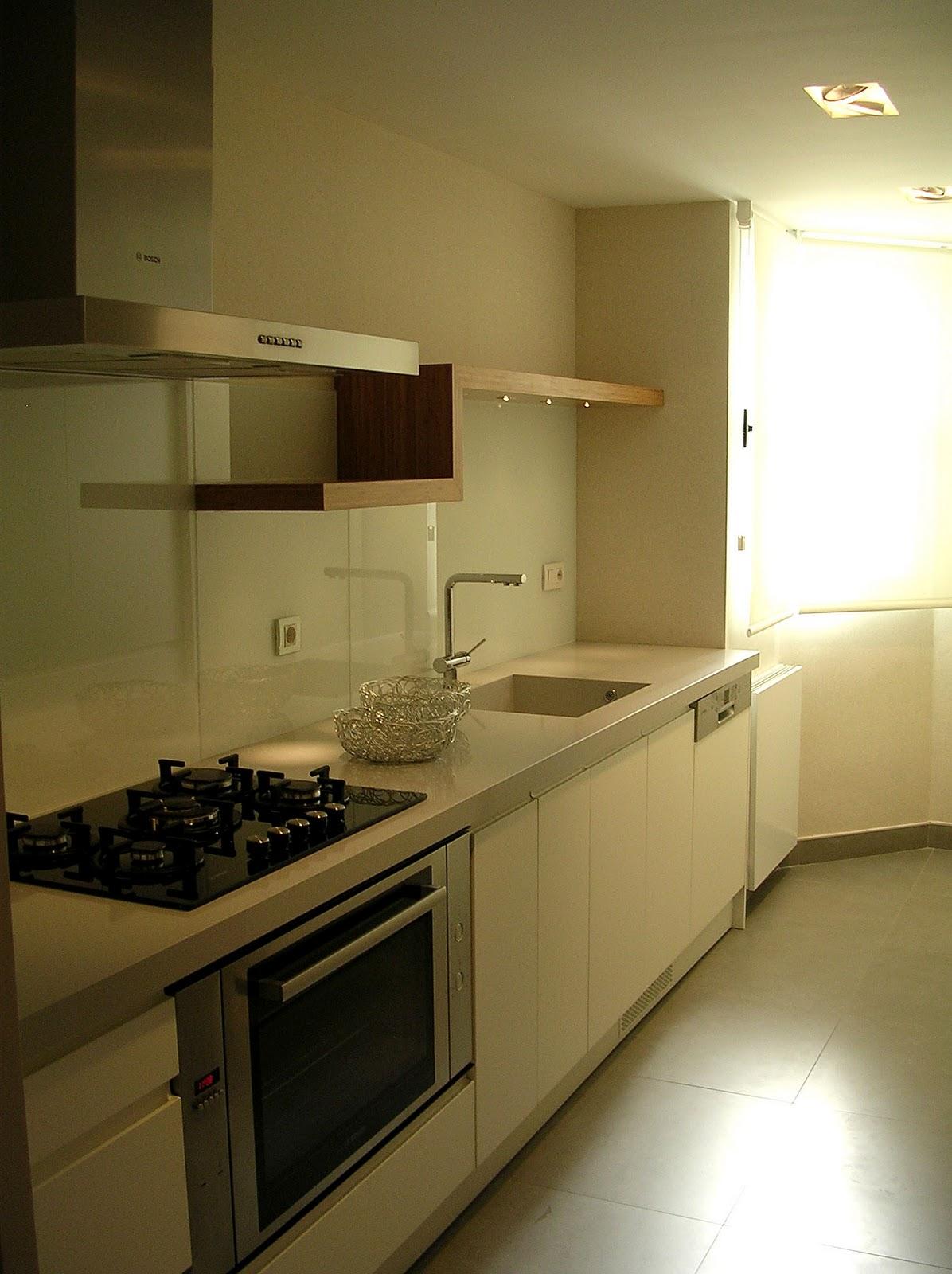Reforma de un ba o y una cocina en valencia i deco for Cocinas en valencia