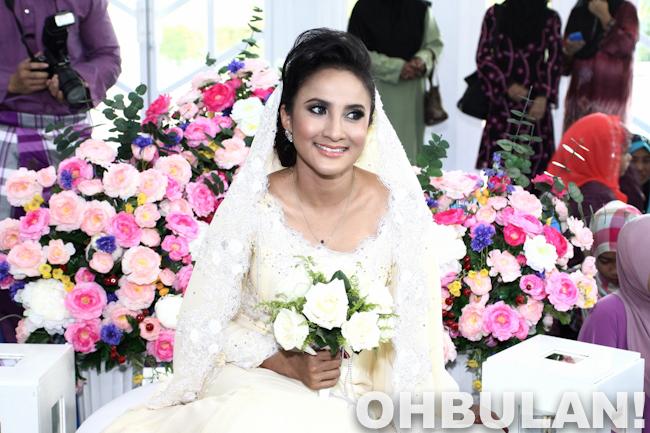 azza elite kahwin dengan azlan 2012