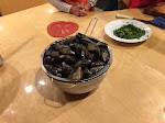 Mussels next!