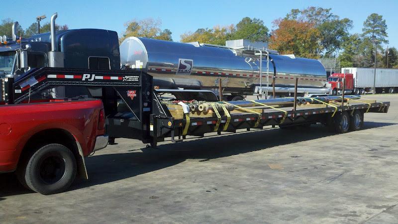 Hot Shot Loads - Diesel Truck Forum - TheDieselGarage com