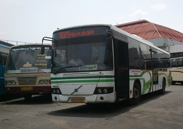 Tamil Nadu Buses - Photos & Discussion - Page 777