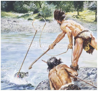 The Prehistoric Spear