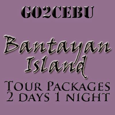 Bantayan Island Hopping in Cebu Tour Itinerary 2 Days 1 Night Package