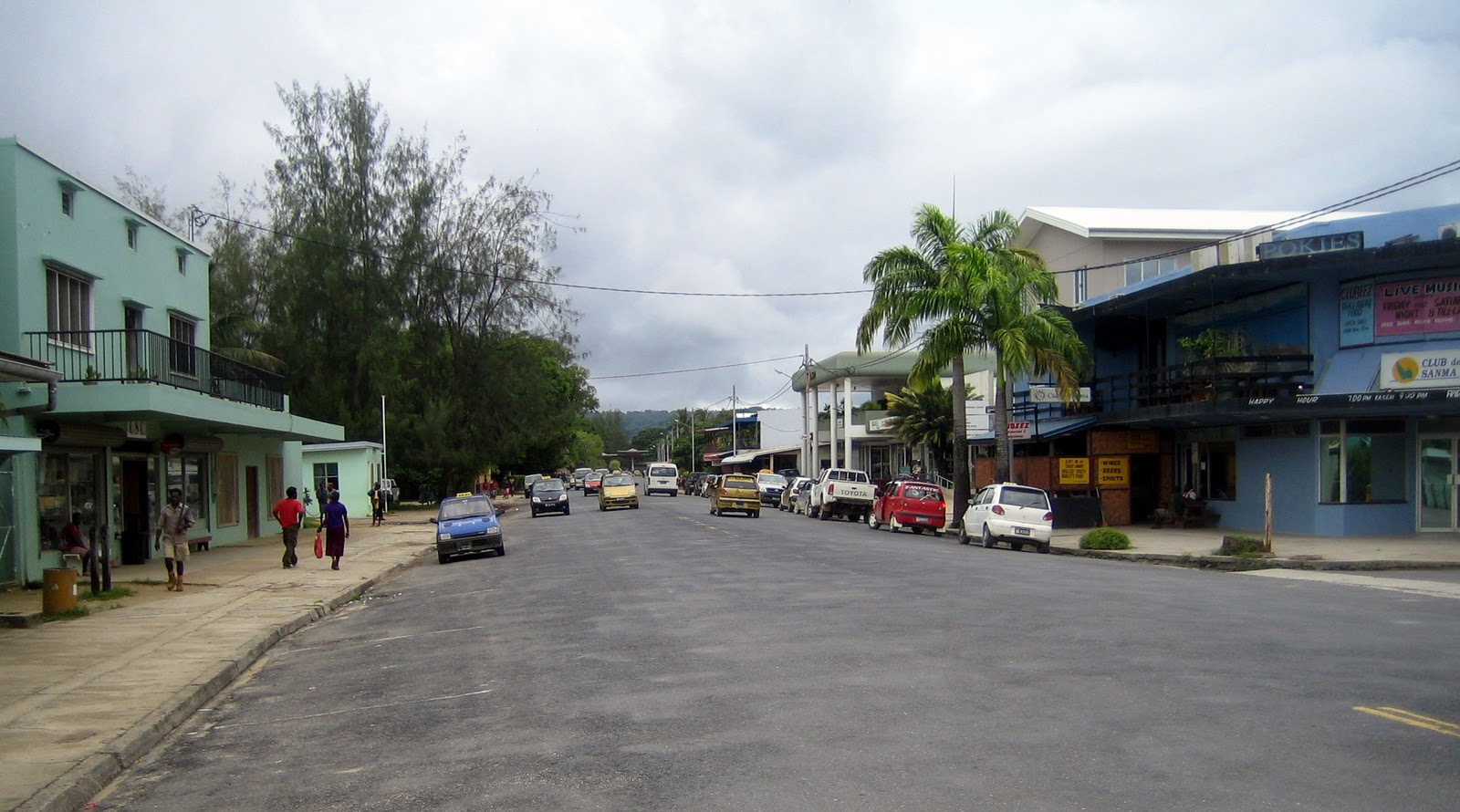 Luganville Vanuatu  city pictures gallery : Vanuatu: Luganville, Espiritu Santo