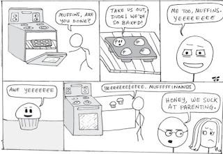 stoner comic muffins