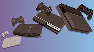 20 năm phát triển lịch sử của Sony PlayStation