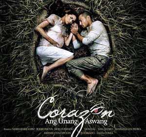 Erich Gonzales in: Corazon: Ang Unang Aswang